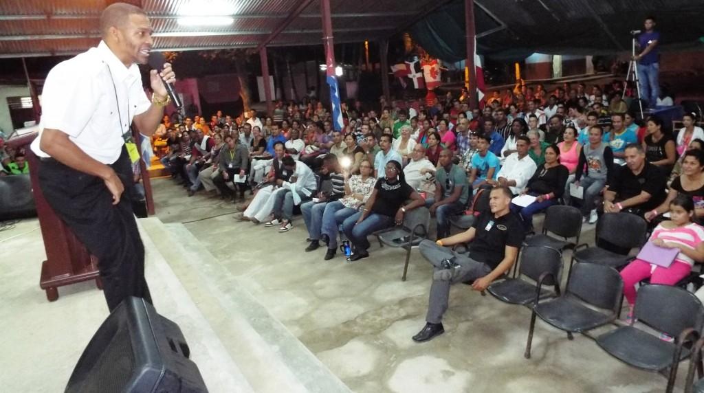 Pastor Alain Toledano - 16.12.15