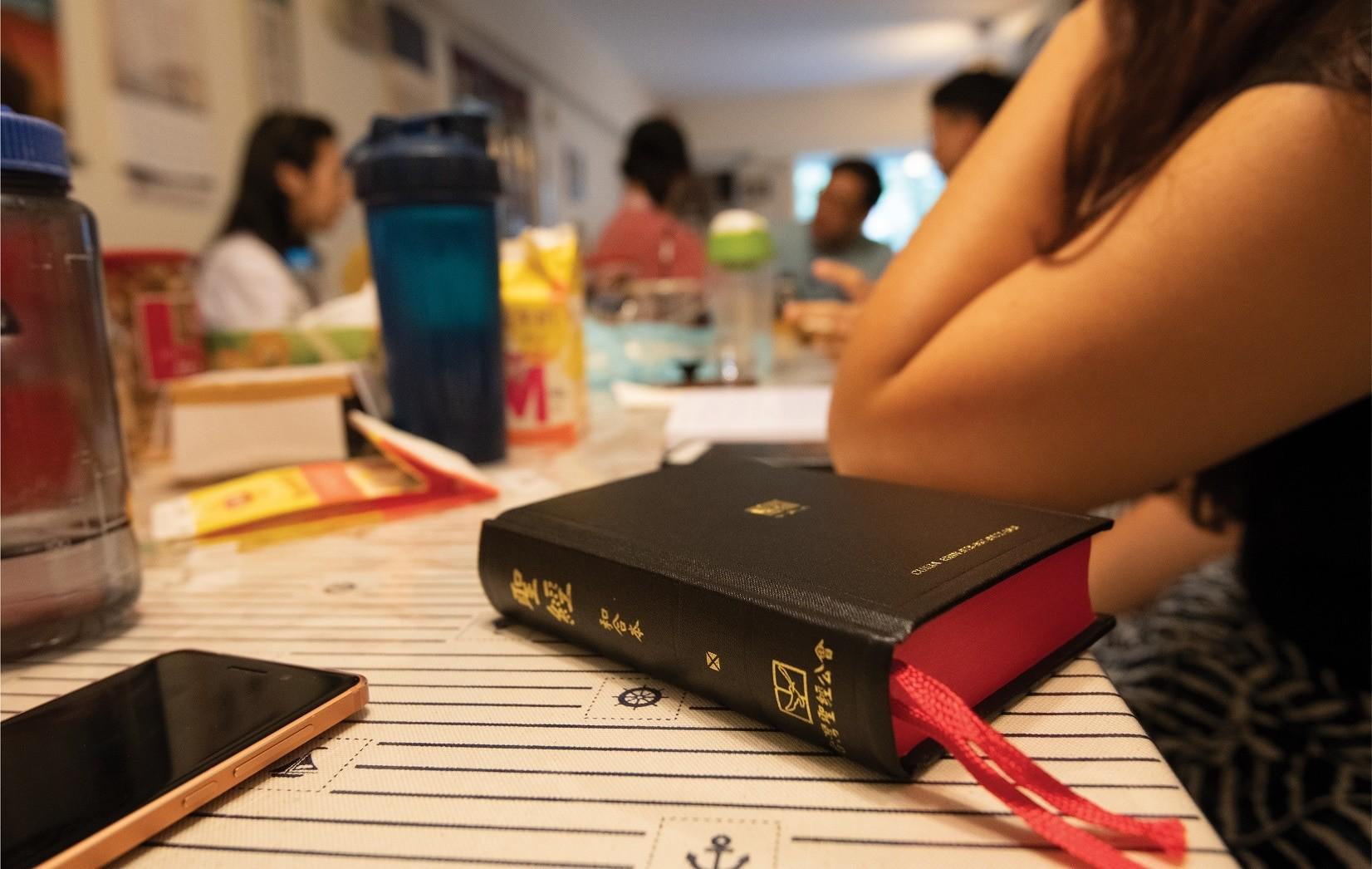 Kiinassa on pulaa Raamatuista.